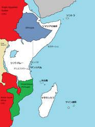 Japan's East African holdings (~1900) by BluePurpleBadger