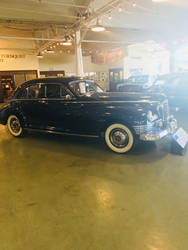 The Packard from Hey Arnold but its blue by BluePurpleBadger