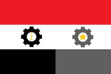 Flag Entry by BluePurpleBadger