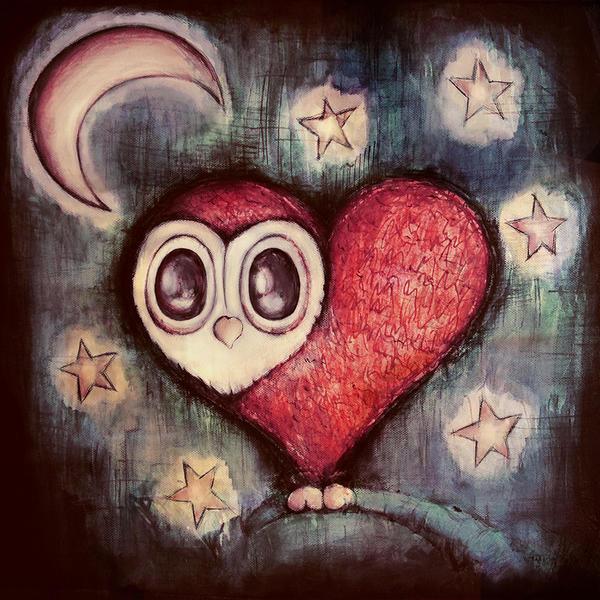 heart. by Khalaido