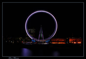 London Eye by alireza1