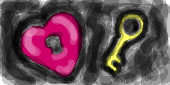 Heart key by Tsukiko-aka-Amaya