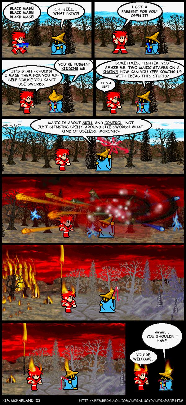 The Elder Scrolls V: Skyrim - Page 2 Staff_Chucks_for_Christmas_by_Negaduck9