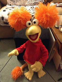 Red Fraggle: Third Try's the charm