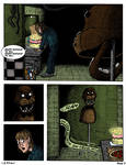 FNAF: Requiem with a Birthday Cake, page 5
