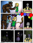 FNAF: Requiem with a Birthday Cake, page 7