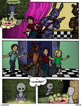 FNAF: Requiem with a Birthday Cake, page 8