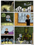 FNAF: Requiem with a Birthday Cake, page 10