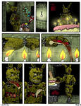 FNAF: Requiem with a Birthday Cake, page 13