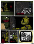 FNAF: Requiem with a Birthday Cake, page 14
