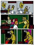 FNAF: Requiem with a Birthday Cake, page 15
