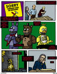 FNAF: Requiem with a Birthday Cake, page 16