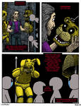 FNAF: Requiem with a Birthday Cake, page 21