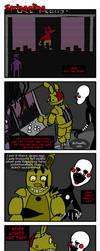 Springaling 7: 8-Bit Theater by Negaduck9