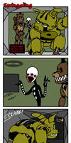 Springaling 76: The Privacy Act by Negaduck9