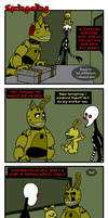 Springaling 128: Friendly Warning by Negaduck9