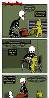 Springaling 141: Quoth the Cawthon by Negaduck9