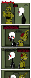 Springaling 161 - From the Puppet's Hammerspace by Negaduck9