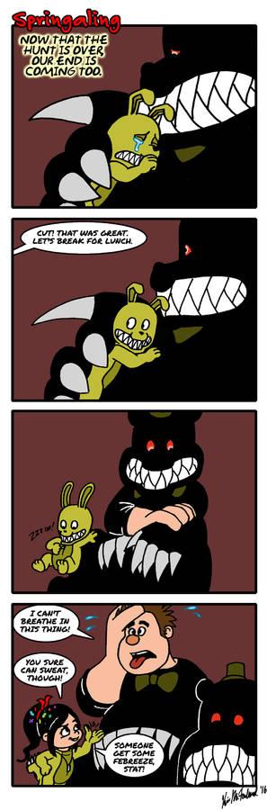 Springaling 163: Nightmare-tastic!