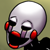 Emoticon: Amused puppet by Negaduck9