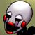 Emoticon: Amused puppet