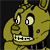 Springtrap Forehead Smack Emoticon