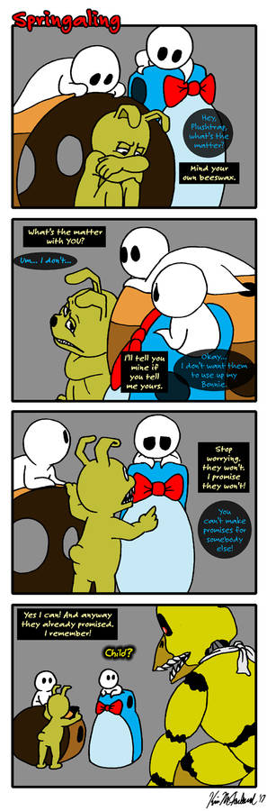 Springaling 281: The Business of Beeswax