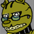 Emoticon: Peeved, farsighted Springtrap
