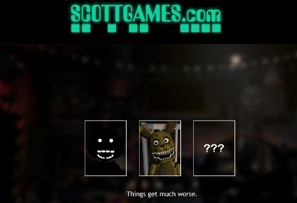 Scottgames-plushy by Negaduck9