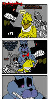 Springaling 386: Eight Little Nightmares by Negaduck9