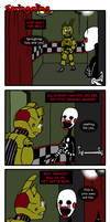 Springaling 405: What seems, is by Negaduck9