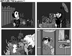 Bendy and Alice Angel in: Get A Life 42