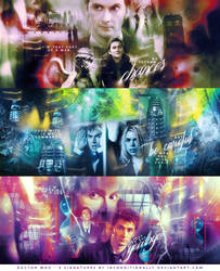 No second chances - Doctor Who - 3 signatures