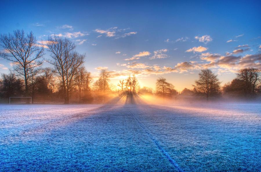 Morning light by awropa