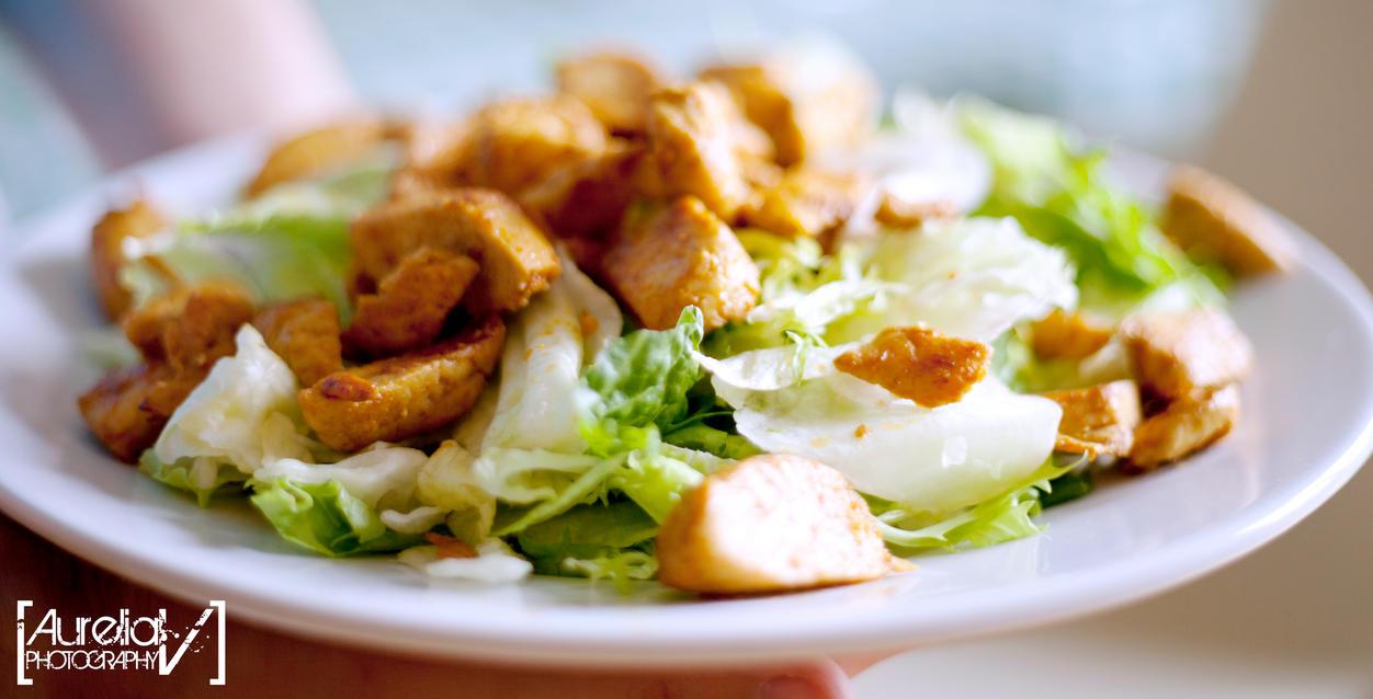 Chicken salad by awropa