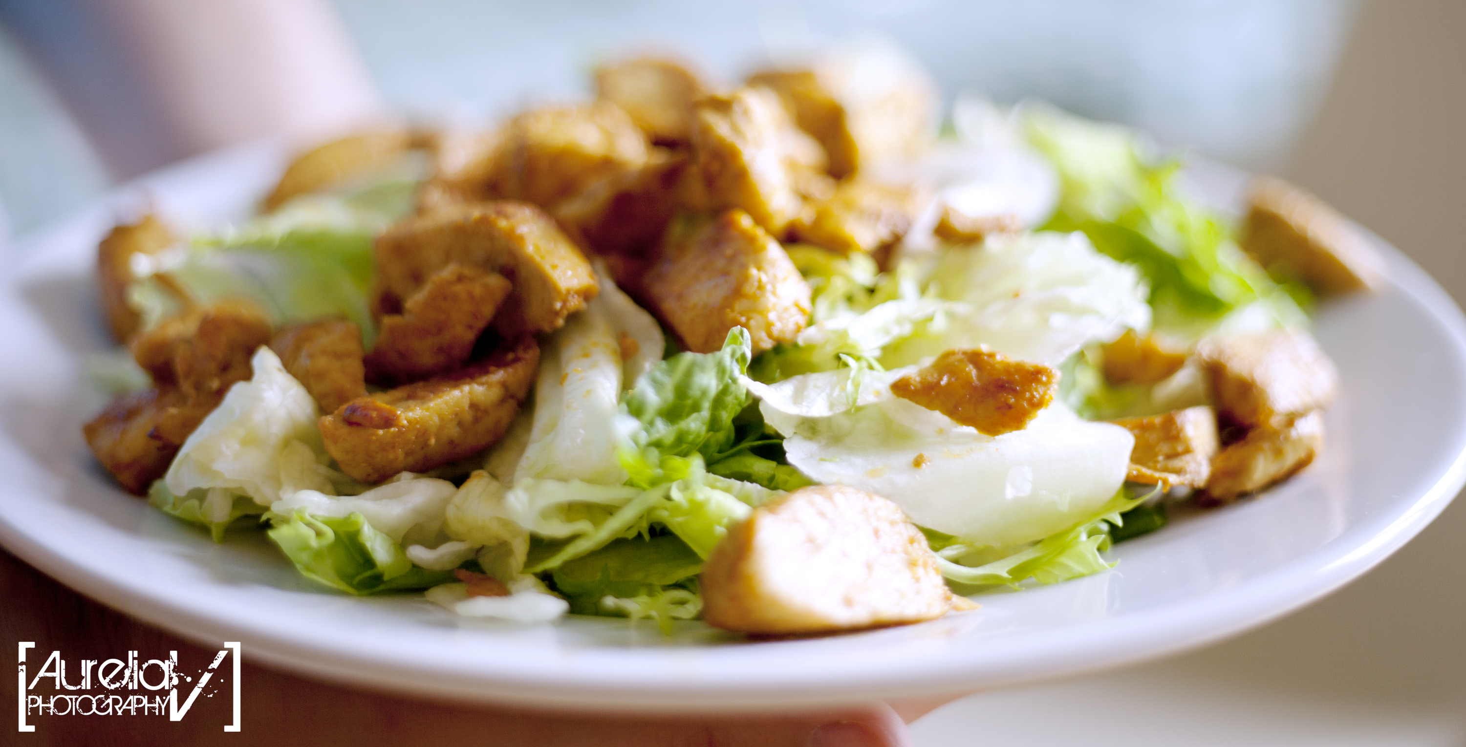 Chicken salad by awropa