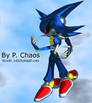 Metalsonic in the air
