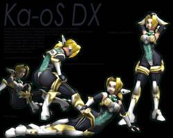 Ka-oS DX specs by pchaos720