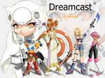 Old Works FINAL: Dreamcast fan