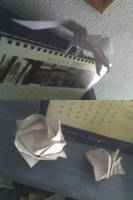 Origami pieces by pchaos720