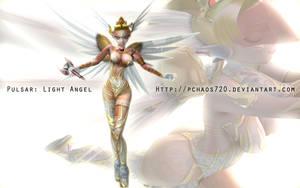 Pulsar -Light angel- by pchaos720