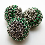 Juggling Balls - Set of Green