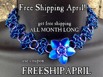 Free Ship April