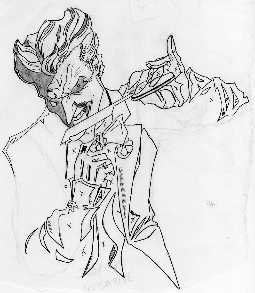 Joker Inks by RadPencils