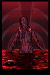 Hazzardous Vampire by RadPencils