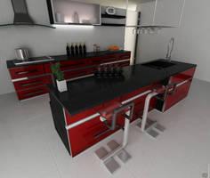 Kitchen MAIN 2 by Cage-waRp