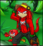 Knuckles and Rutan:.New Growth