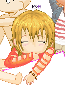 Asuka Sleeping for Collab -my part- by Nami-san13