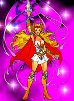 my collors for  SHE RA by BoggieNightBoy