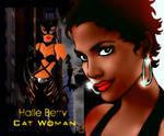 cat woman halle berry
